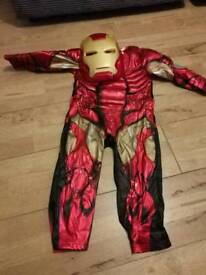 Iron man dress up 3-4