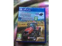 Farming Simulator 17 PS4 Brand New / Sealed