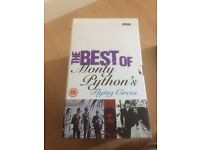 The Best of Monty Python - Classic VHS boxset