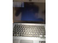 Sony Vaio Laptop ...core i3 2gb ram requires connection cable between hard and MB