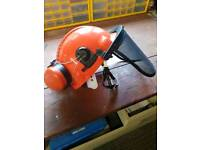 Chainsaw Safety Combination Helmet. New.