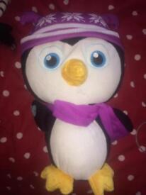Penguin teddy