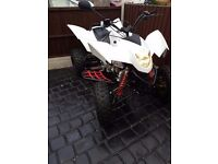 Quadzilla xlc 500 road legal quad bike