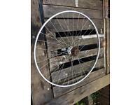 Mavic monthlery rims on Normandy hubs vintage wheels 700c