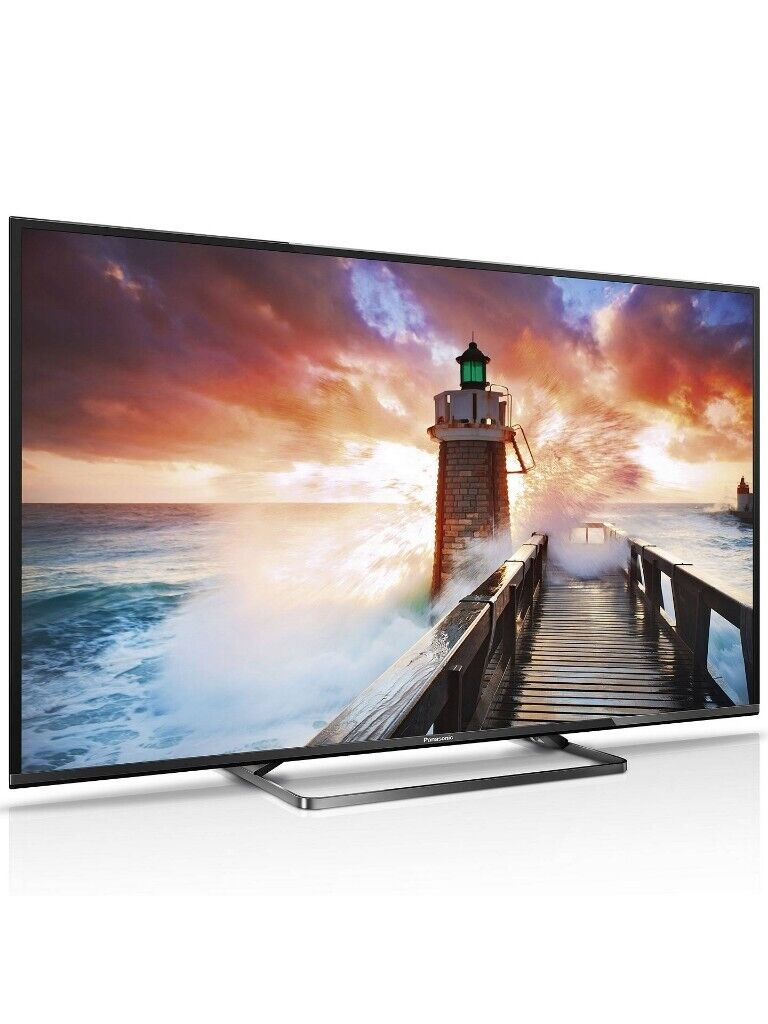 Slim Panasonic 55 inch Smart 4K Ultra HD LED TV, Freeview HD, WiFi +  Netflix, Apps, Youtube And More   in Bradford, West Yorkshire   Gumtree