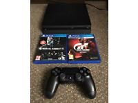 PlayStation 4 1TB Console with Two Games