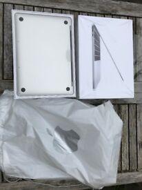 Brand New MacBook Pro 13 Silver (No Touchbar), 2017, I5, 8GB, 256GB SSD, Boxed, Receipt From Apple