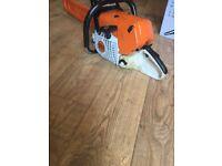 Stihl ms 441 70cc pro felling chainsaw