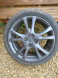 Mazda 2 Alloy 15 inch Wheel