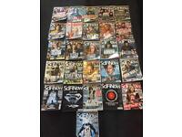 SCI-FI NOW magazine 26 back issues