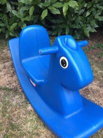 Little Tikes Outdoor Rocking Horse
