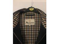 Aquascutum Harrington Style Jacket Size Large