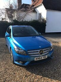 Mercedes-Benz B-Class, B180 CDI BlueEfficiency SE Automatic, 23000km, 64Reg