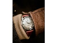 'Wanted' any old unwanted vintage watches gents watch Devon
