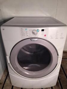 Whirlpool Dryer - Wrinkle Shield - Control Lock - FREE WARRANTY