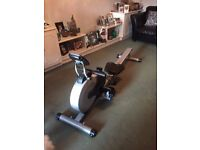 Marcy Rowing Machine - 8 Resistance levels, Folds away
