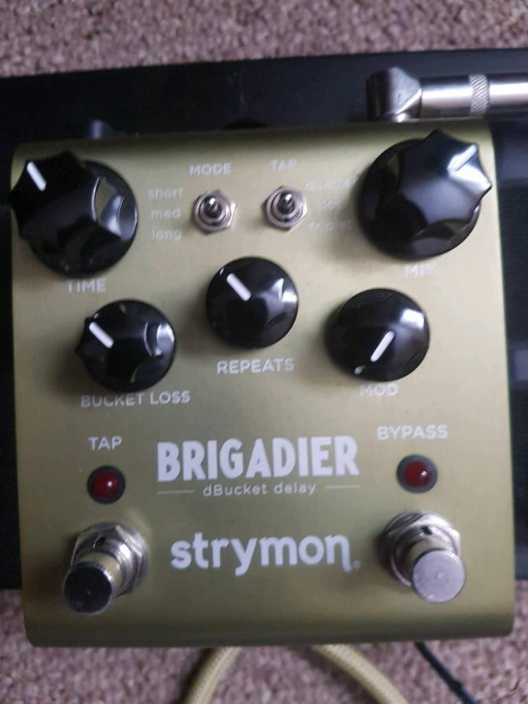 Strymon Brigadier Delay Pedal