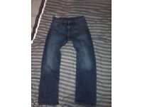 Authentic Levi's 569 straight loose fit size 32 W 32 L in perfect conditions