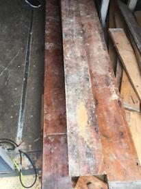 Wanted old floorboards