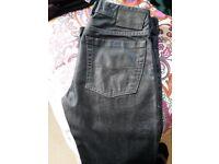 Diesel mens authentic Zatiny bootcut jeans size UK 31w/30l
