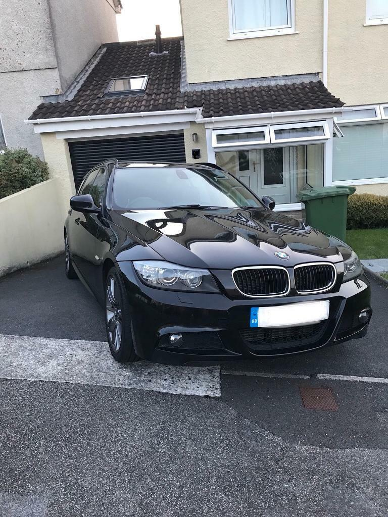 BMW 320d Touring Sport Plus Edition SOLD SSTC