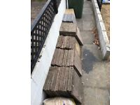 Paving Slabs (400mm square and 450mm square)