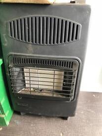 Heat Force Gas Bottle Heater