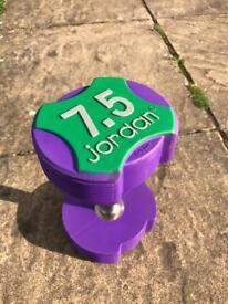 Jordan 7.5kg Dumbbell