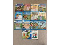 Oxford Reading Tree books stage 3