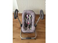 Very useful , multi purpose rocker/chair/highchair-excellent condition
