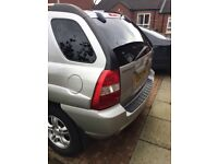 Kia Sportage Silver Mint Condition