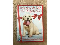 MARLEY & ME THE PUPPY YEARS