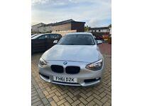 BMW, 1 SERIES, Hatchback, 2012, Semi-Auto, 1598 (cc), 5 doors