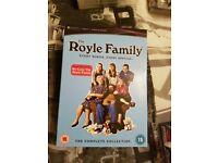 The Royle Family dvd boxset