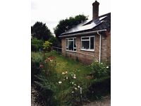 2 bed room council bungalow for exchange