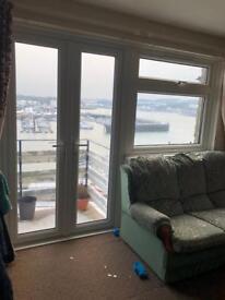 2 bedroom flat exchange/swap around Plymouth or Bristol or Birmingham or Gloucester