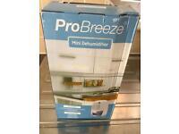Probreeze mini dehumidifier