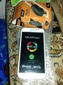 Samsung Galaxy MEGA phone brand new
