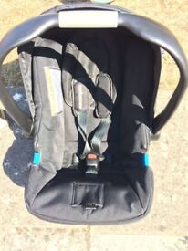Mothercare car seat from birth