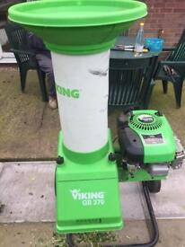 Viking gb370 wood chipper