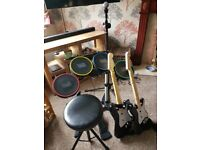 Rockband kit with Game (PS4)