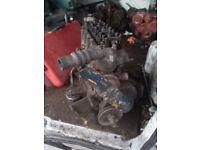 MG Midget 1098 Engine - 12g202 head