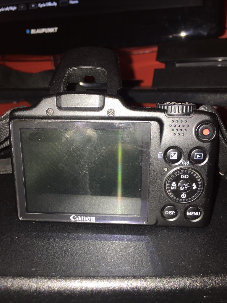 Canon Camera SX510 HS