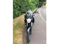 Honda CB125f 2015 less than 700 miles MINT