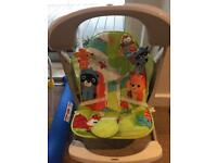 FisherPrice Take-Along Swing & Seat