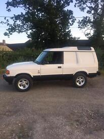 Land Rover discovery 300tdi commercial