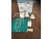 Angelcare baby monitor and sensor
