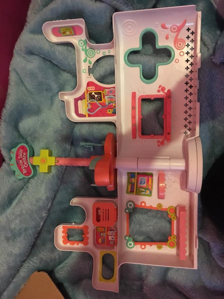 Littlest pet shop rescue centre