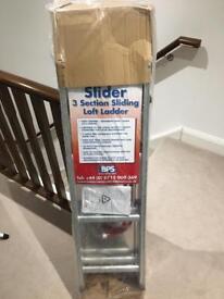 BPS Loft ladder (3 sections)