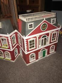 Sylvianian families mansion house